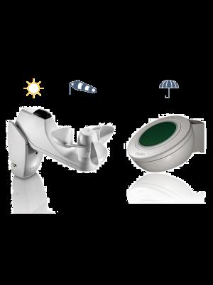 Neu: Sensor-Komplettpaket Sonne-Wind-Regen RTS