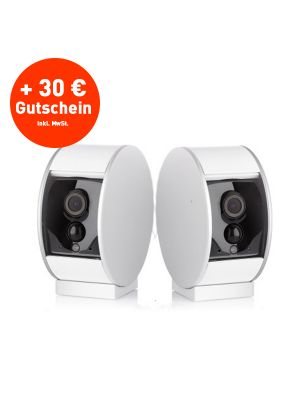 Somfy® Indoor Kamera 2er Pack